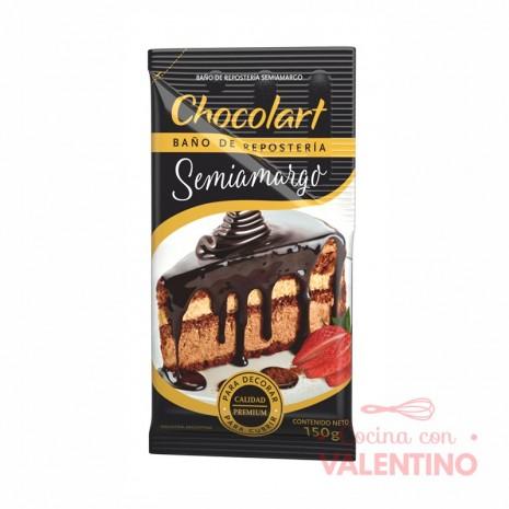 Baño Reposteria S/A Chocolart Pouche - 150Grs