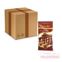 Baño Reposteria Leche Chocolart Pouche - 150Grs - Pack 12 Un