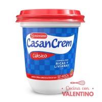 Queso Crema Entero Casancrem - 480Grs.