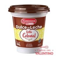 Dulce de Leche Colonial La Serenisima - 400Grs.