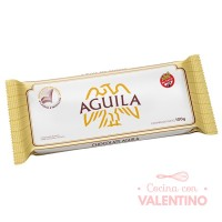 Chocolate Aguila Tableta Blanco - 100Grs.