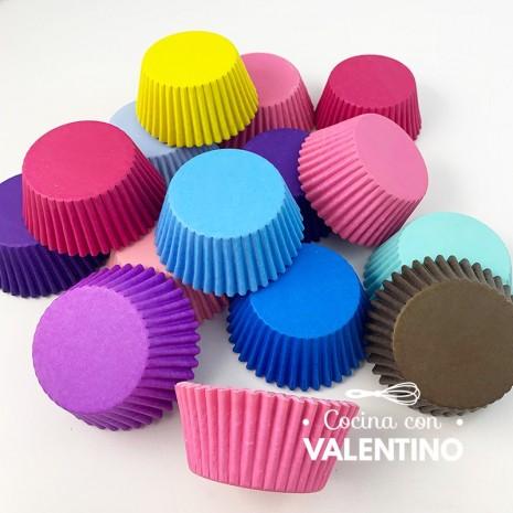 Pirotines Color N°10 Moldpack - 5Paq. (75 pirotines)