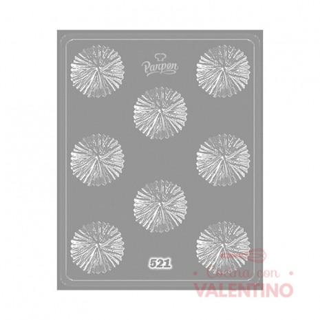 Placa Copos Estriados Parpen P521