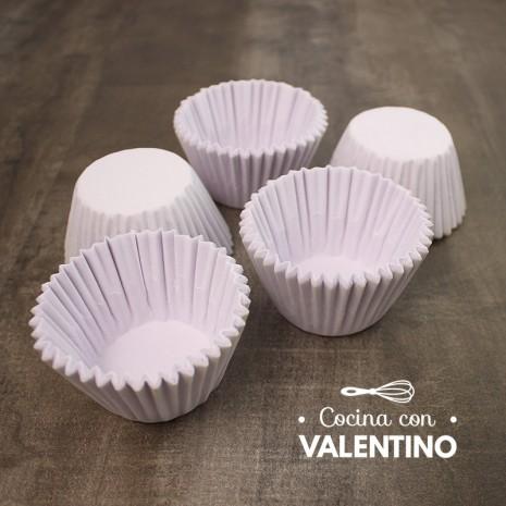 Pirotines Blanco N°10 Configraf - 5Paq. (75 pirotines)