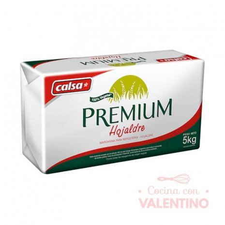 Margarina Hojaldre Premium Calsa Pilon - 5Kg