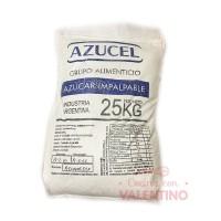 Azucar Impalpable Azucel 25Kg