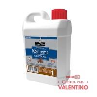 Esencia y Color Chocolate Kolaroma - 1Lt