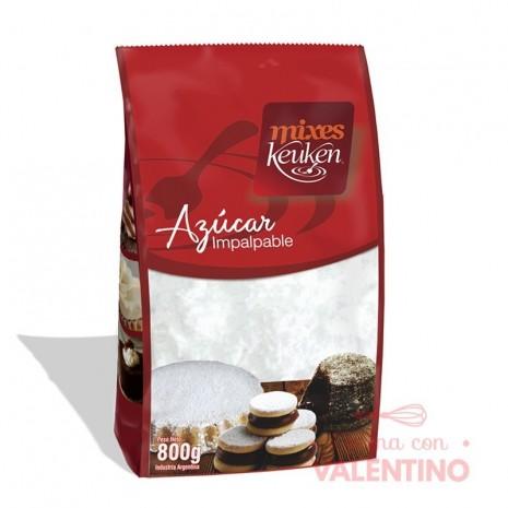 Azucar Impalpable Repostera Keuken - 800Grs