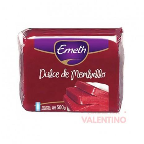 Dulce Membrillo Emeth - 500 Grs