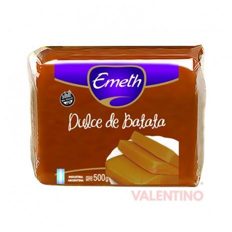 Dulce Batata Emeth - 500 Grs
