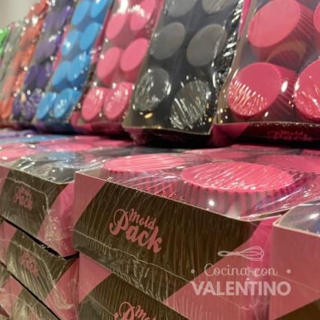 Pirotines Color N°10 Moldpack - Pack 510 Un.