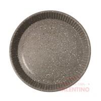 Tartera Linea Gray Granit  Mishka - 29x3.5Cm