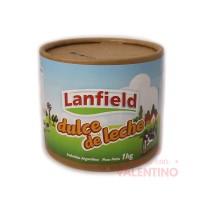 Dulce de Leche Familiar Lanfield - 1Kg