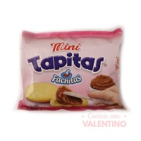 Tapas Alfajor Minitapitas Fachitas - 200gr