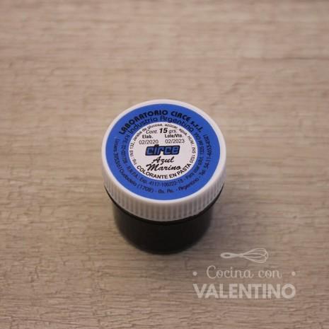 Colorante en Pasta Circe 15Grs - Azul Marino
