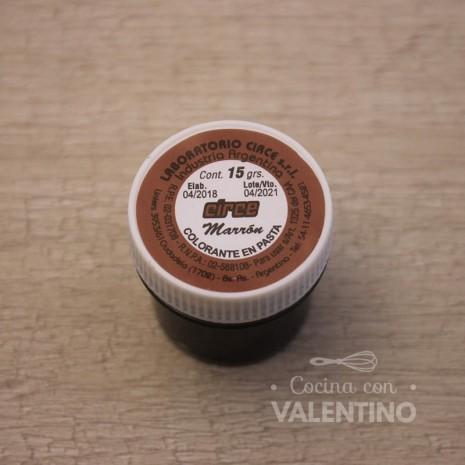 Colorante en Pasta Circe 15Grs - Marron
