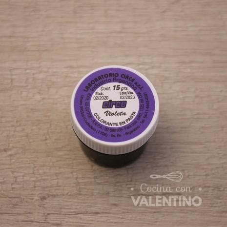 Colorante en Pasta Circe 15Grs - Violeta