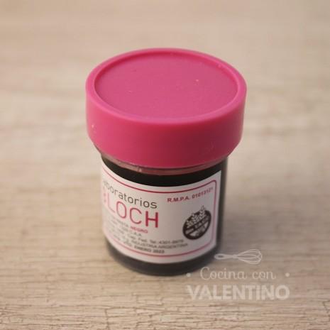 Colorante en Pasta Bloch Negro - 15Grs