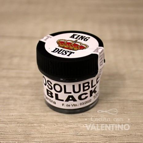 Colorante en Polvo Liposoluble King Dust Black - 4Grs