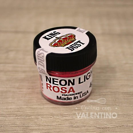 Colorante Neon King Dust Pink - 4Grs