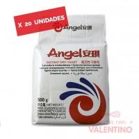 Levadura Seca Angel - Caja 20 Un. - 500Grs