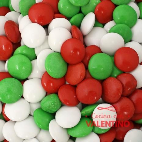 Mix Lentejas de Chocolate NavidadPalmesano-450Gr