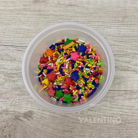 Granas Mini Mix Multicolor - 50Grs.