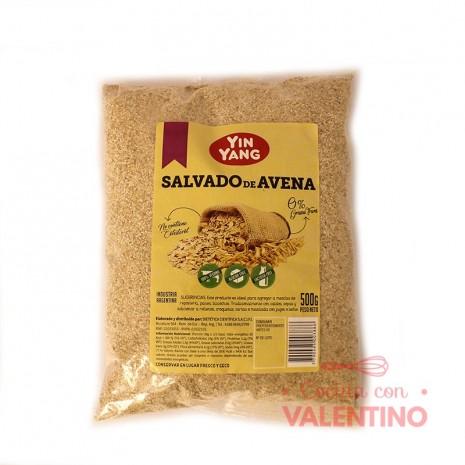 Salvado de Avena - 500Grs