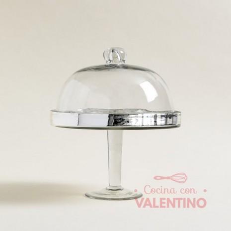 Campana c/pie Linea Madeline D 26 CM H30 Cm