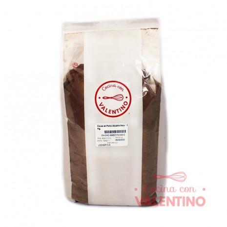Cacao en Polvo Alcalino Inca - 1 Kg.