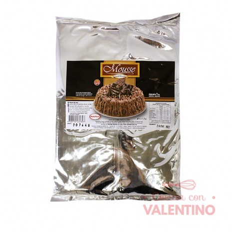 Mousse de Chocolate Mapsa - 1Kg