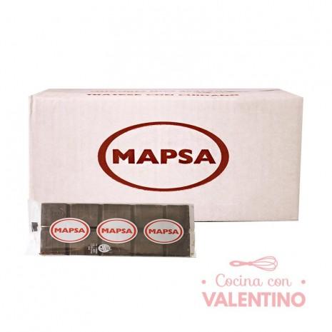 Chocolate Cobertura Mapsa Tradicional Tableta S/A - 400Grs - Pack 12 Un.