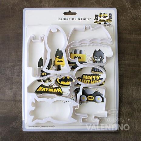 Cortante Plastico Batman - CM