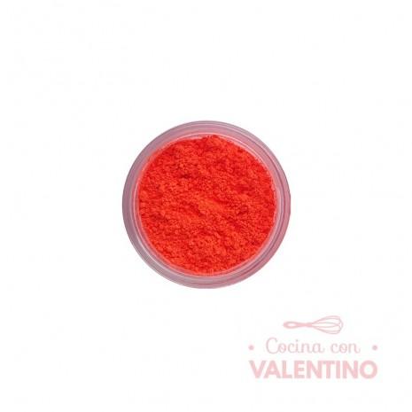 Colorante Neon Rojo - 4Grs