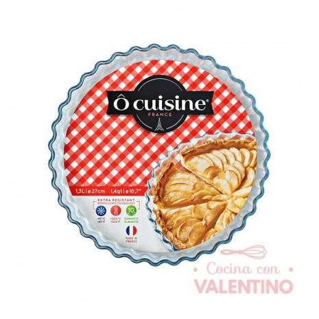 Tartera Ondeada Ocuisine Bakeware 27x3.5 Cm - 1.3 L