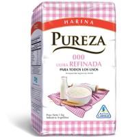 Harina 3/0 Ultrafina 1Kg. Pureza