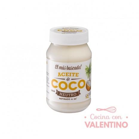 Aceite de Coco Neutro God Bless You - 500Grs