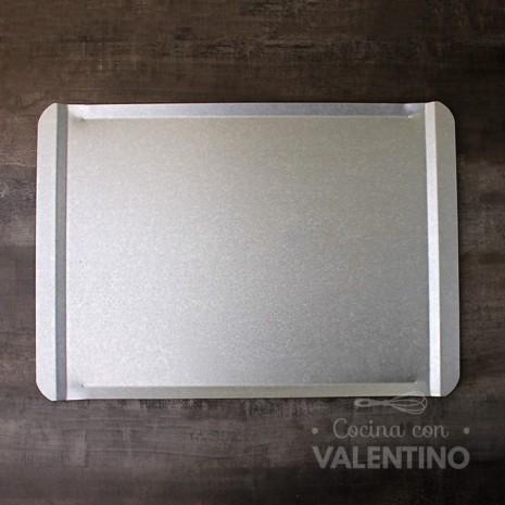 Placa Aluminio Horno Convector 32x44