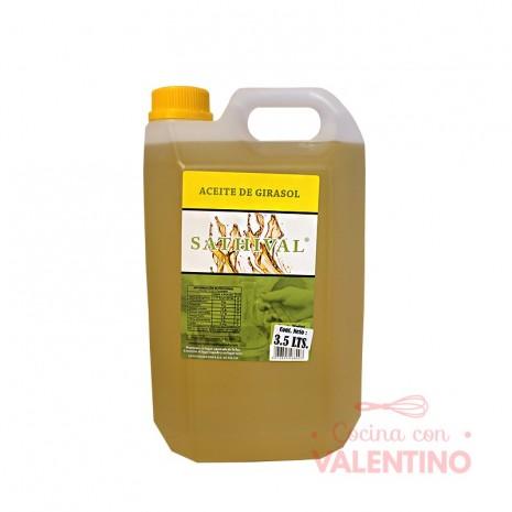 Aceite de Girasol Sathival - 3.5Lt