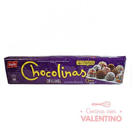 Gall. Chocolinas - 250Grs