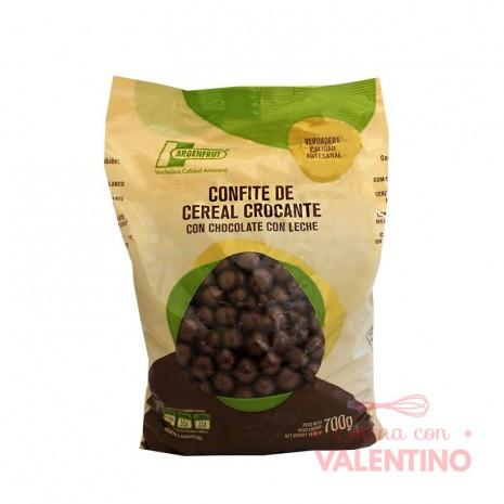 Cereal Confite con Chocolate Leche - 700Gr