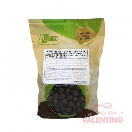 Cereal Confite Choc. S/A Sabor Café - 700Gr