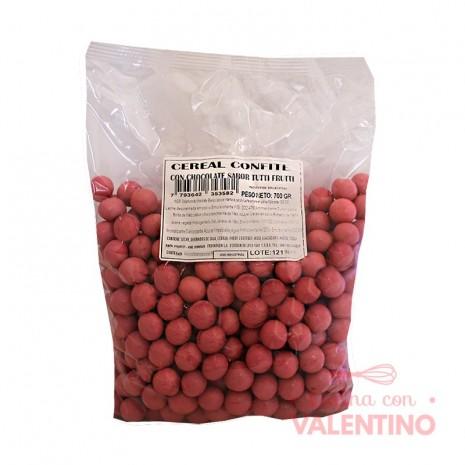 Cereal Confite con Choc. Sabor Tutti Fruti - 700Gr