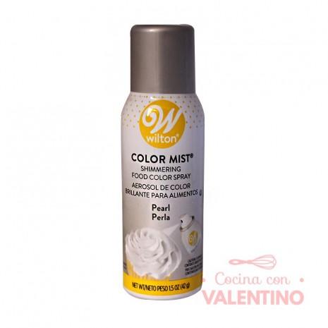 ColoranteenAerosolComestibleWilton - Perlado