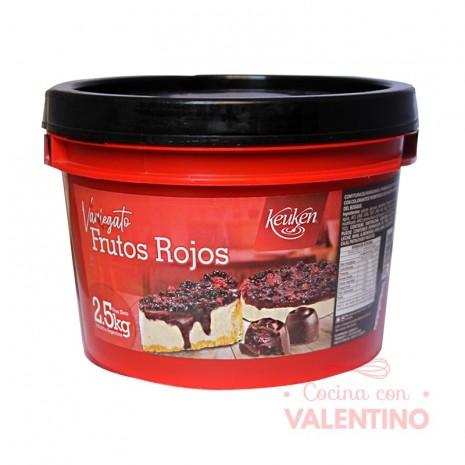 Variegato Frutos Rojos Keuken-2.5Kg