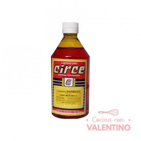 Colorante Amarillo Circe - 500Cc