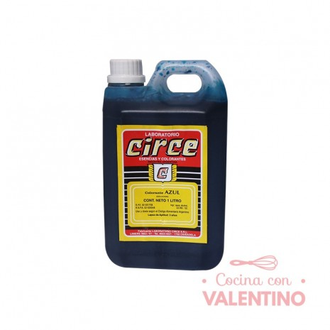 Colorante Azul Circe - 1Lt