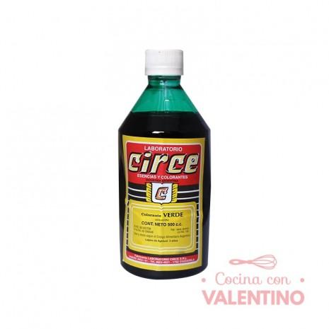 Colorante Verde Circe - 500Cc