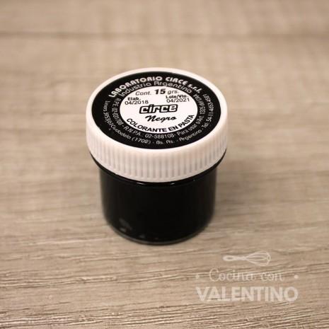 Colorante en Pasta Circe 15Grs - Negro