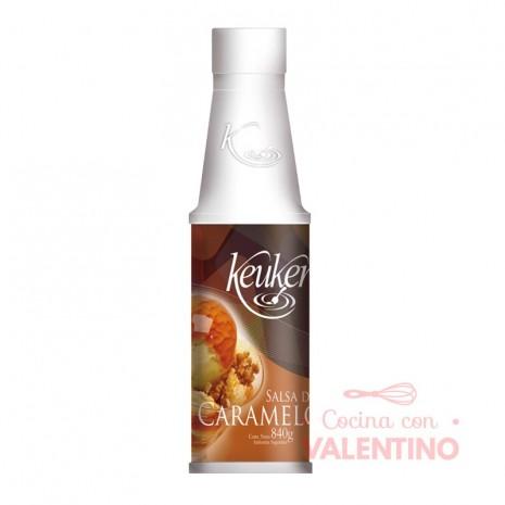 Salsa p/ Postre Keuken Caramelo - 840Grs